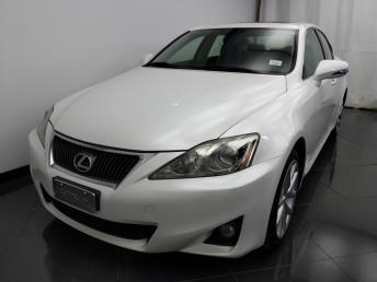2011 Lexus IS 250  - 1580007426