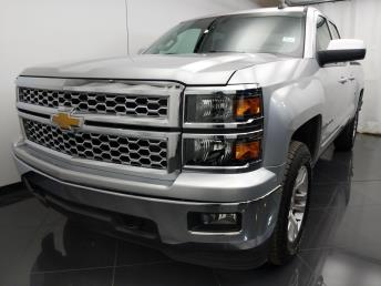 2015 Chevrolet Silverado 1500 Double Cab LT 6.5 ft - 1580007435