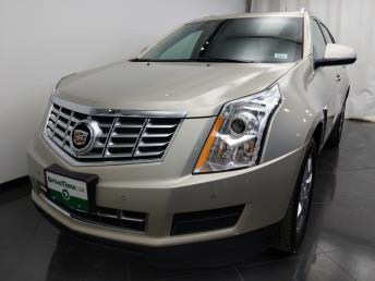 2016 Cadillac SRX Luxury Collection - 1580007512