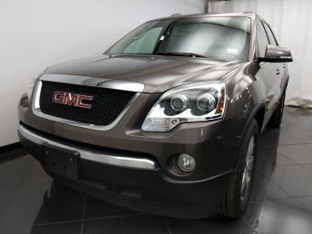 2012 GMC Acadia SLT - 1580007518