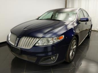2011 Lincoln MKS  - 1580007523