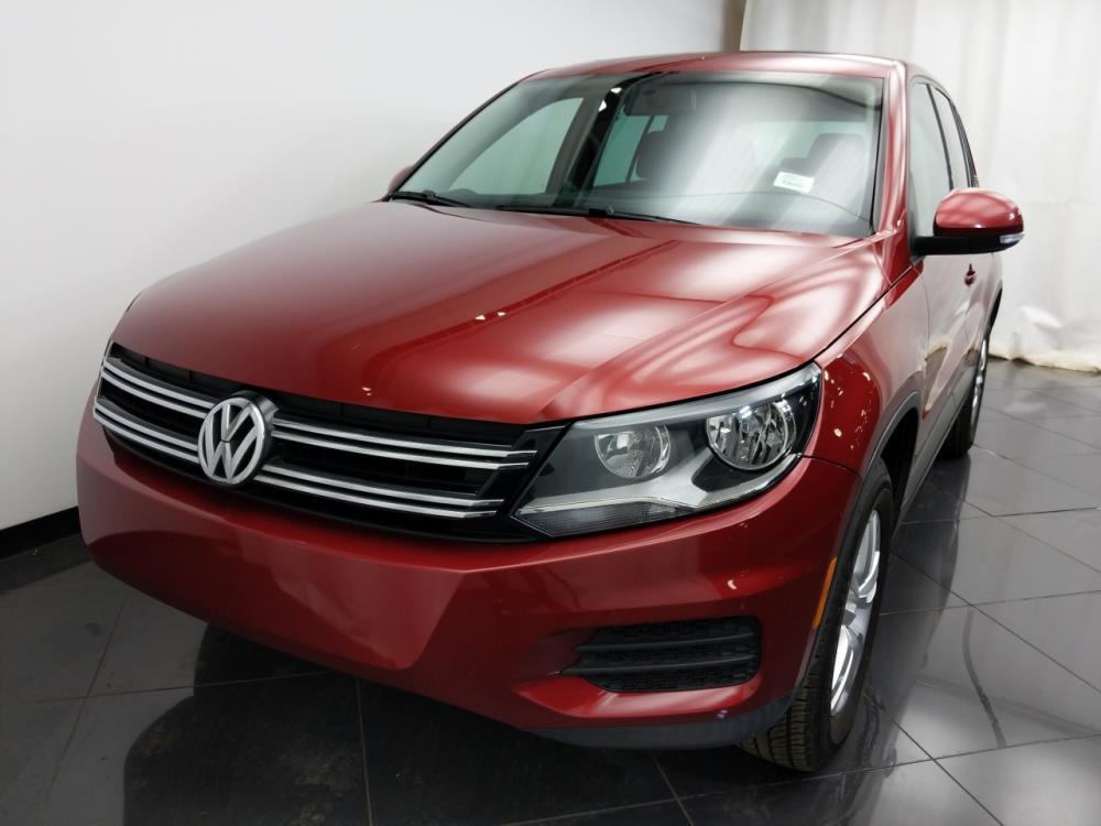 2012 Volkswagen Tiguan 2 0t S 4motion For Sale In