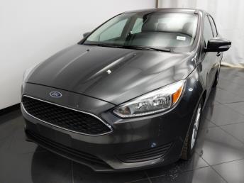 2016 Ford Focus SE - 1580007566