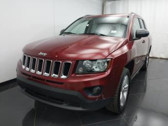 2016 Jeep Compass Sport - 1580007571