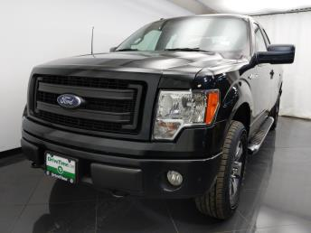 2014 Ford F-150 Super Cab STX 6.5 ft - 1580007580