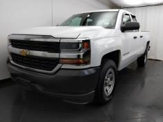 2016 Chevrolet Silverado 1500 Double Cab LS 6.5 ft