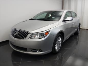 2013 Buick LaCrosse Leather - 1580007593