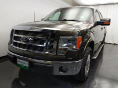 2009 Ford F-150 SuperCrew Cab Lariat 5.5 ft