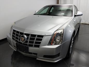 2012 Cadillac CTS  - 1580007605