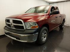 2012 Dodge Ram 1500 Quad Cab ST 6.3 ft