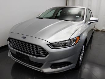 2016 Ford Fusion SE - 1580007645