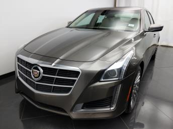 2014 Cadillac CTS 2.0 Luxury Collection - 1580007657