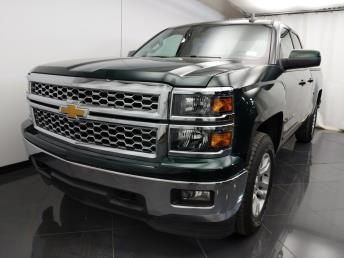 2015 Chevrolet Silverado 1500 Double Cab LT 6.5 ft - 1580007666