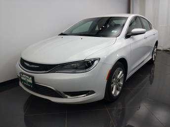 2015 Chrysler 200 Limited - 1580007668