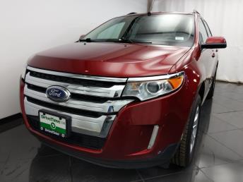 2013 Ford Edge SEL - 1580007674