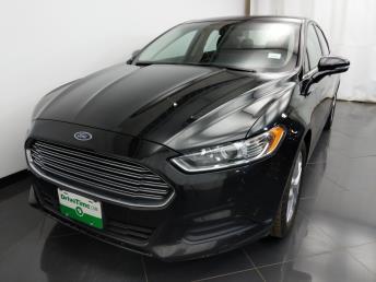 2015 Ford Fusion SE - 1580007689