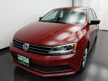 2016 Volkswagen Jetta 1.4T S - 1580007695
