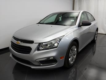 2016 Chevrolet Cruze Limited LS - 1580007774