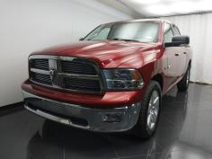 2010 Dodge Ram 1500 Crew Cab SLT 5.5 ft