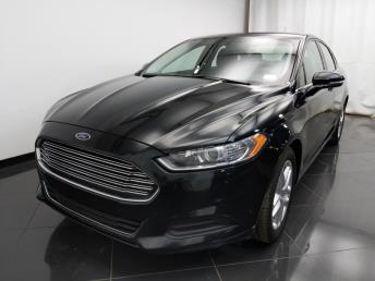 2014 Ford Fusion SE - 1580007807