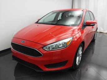 2016 Ford Focus SE - 1580007815