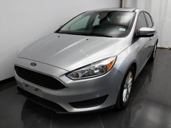 2016 Ford Focus SE - 1580007824