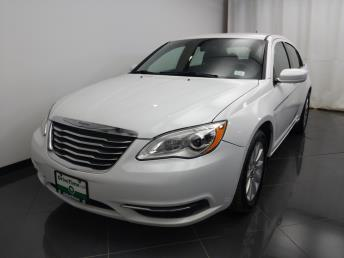 2013 Chrysler 200 Touring - 1580007917