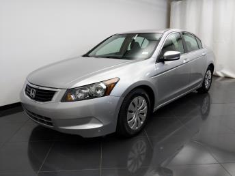2010 Honda Accord LX - 1580007977