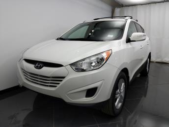 2012 Hyundai Tucson GLS - 1580008003