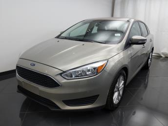 2016 Ford Focus SE - 1580008067