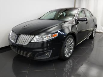 2011 Lincoln MKS EcoBoost - 1580008099