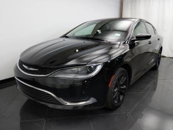 2016 Chrysler 200 Limited - 1580008102