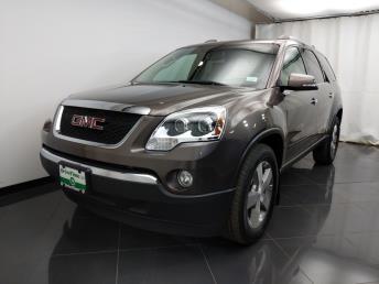 2011 GMC Acadia SLT - 1580008110