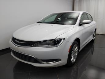 2015 Chrysler 200 Limited - 1580008136
