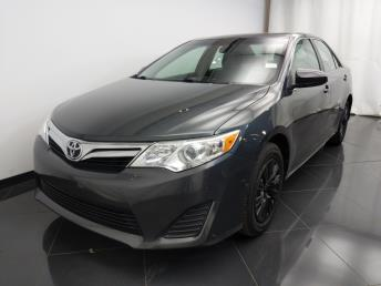 2012 Toyota Camry LE - 1580008147