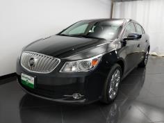 2012 Buick LaCrosse Premium II