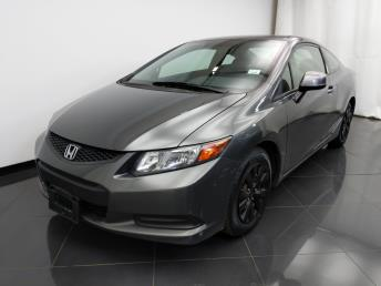 2012 Honda Civic LX - 1580008164