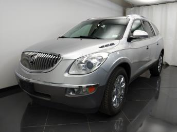 2012 Buick Enclave Leather - 1580008177