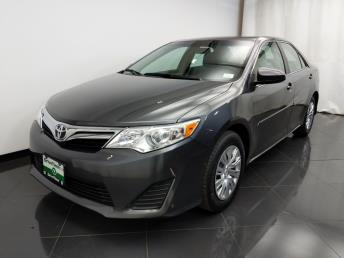 2014 Toyota Camry LE - 1580008187