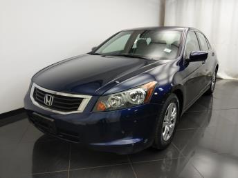2010 Honda Accord LX-P - 1580008189