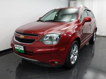 Used 2015 Chevrolet Captiva