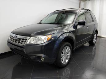 2012 Subaru Forester 2.5 X Limited - 1580008260