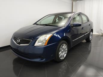 2012 Nissan Sentra  - 1580008433