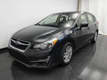 2015 Subaru Impreza 2.0i Premium - 1580008474