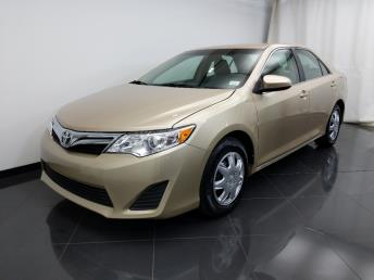 2012 Toyota Camry LE - 1580008481
