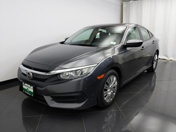 Used 2016 Honda Civic