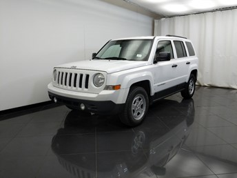 2012 Jeep Patriot Sport - 1580008918