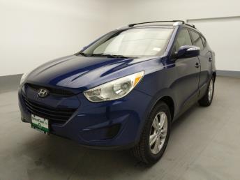 2012 Hyundai Tucson GLS - 1630000886