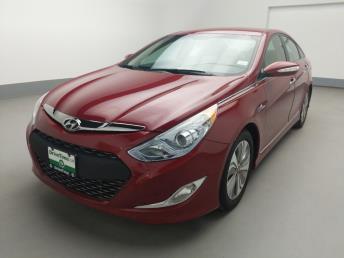 2013 Hyundai Sonata Hybrid Limited - 1630000898