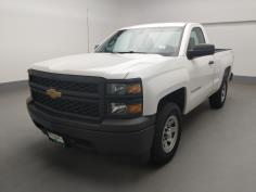 2014 Chevrolet Silverado 1500 Regular Cab Work Truck 6.5 ft